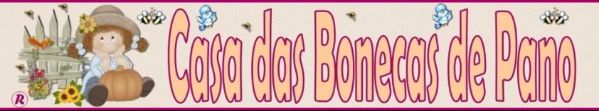 Casa das Bonecas de Pano Logo