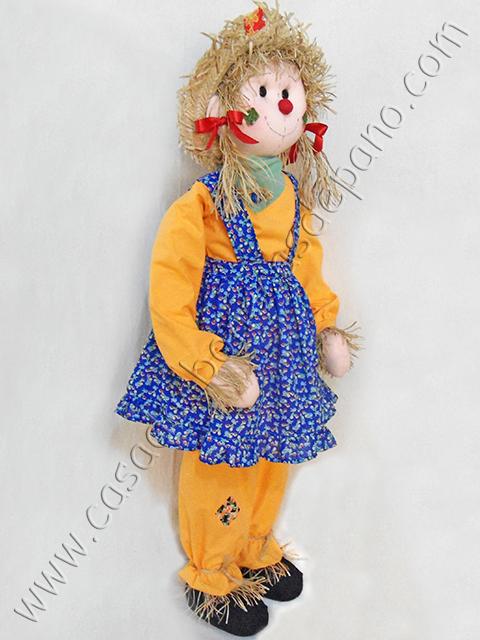 Boneca Espantalha