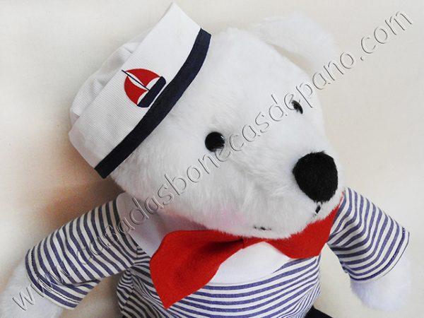 Pelúcia Urso Marinheiro