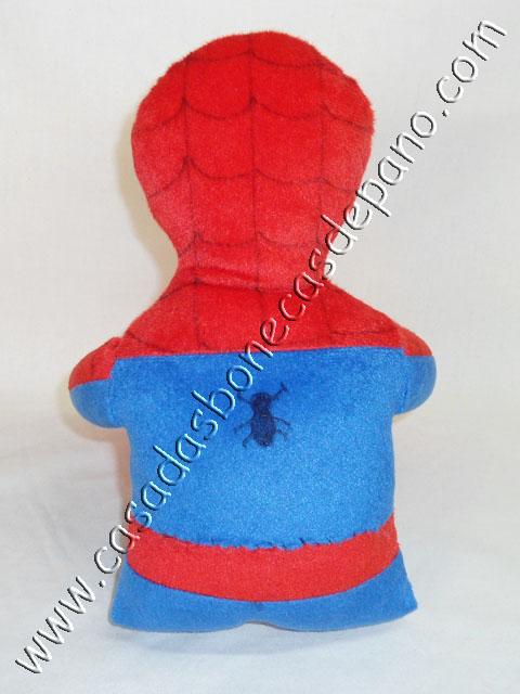 Pelúcia do Homem Aranha