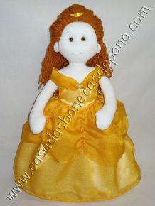 Princesa Bela tema Princesas Disney