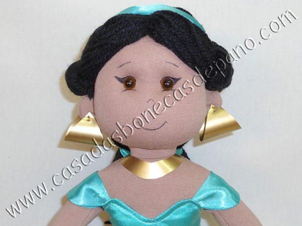 Princesa Jasmin tema Princesas Disney