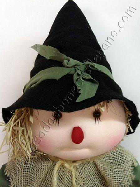 Boneco Espantalho do tema Mágico de Oz