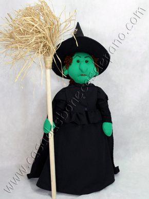 Bruxa Má tema Mágico de Oz