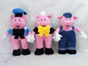 Os 3 Porquinhos
