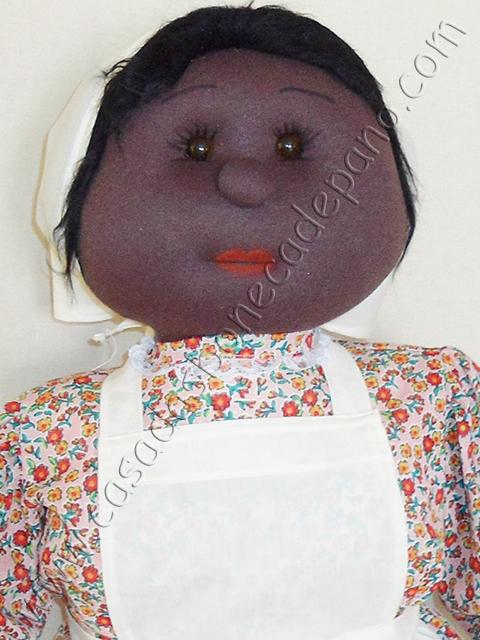 Boneca Tia Anastácia