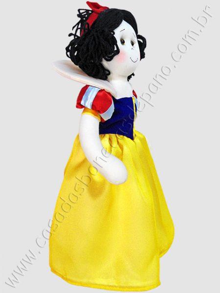 Boneca Branca de Neve