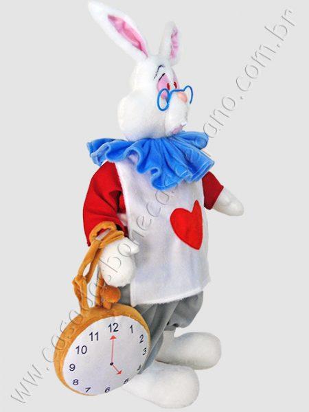 Coelho Branco da Alice