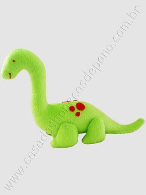 Dinossauros de pelúcia