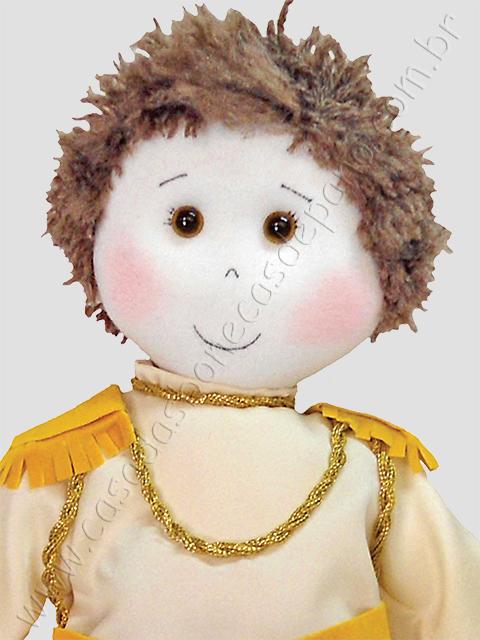 Boneco Príncipe da Cinderela