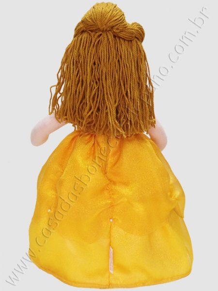 Boneca Bela, do conto a Bela e a Fera.